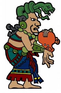 Ix Chel is the ancient goddess of midwifery and medicine, important to Maya Abdominal Therapy